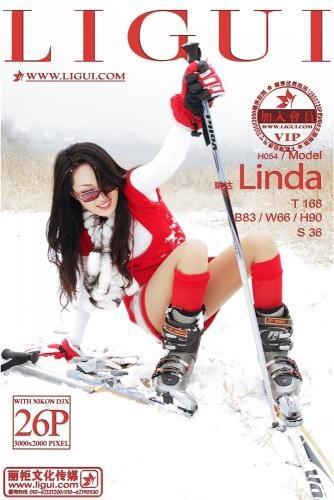 Ligui - 2012-09-20 - Model - Linda 琳达 (26) 2000X3000