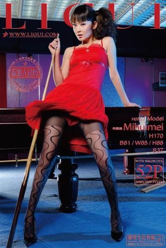 Ligui - 2012-09-20 - Model - MiHuimei 咪惠美 (52) 2000X3000