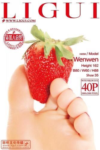 Ligui - 2012-09-20 - Model - WenWen 雯雯 (40) 2000X3000