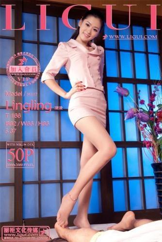 Ligui - 2012-11-22 - Model - Ling Ling 凌凌 (46) 2000X3000