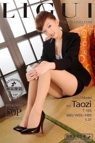 Ligui - 2012-11-22 - Model - Taozi 桃子 (50) 2000X3000