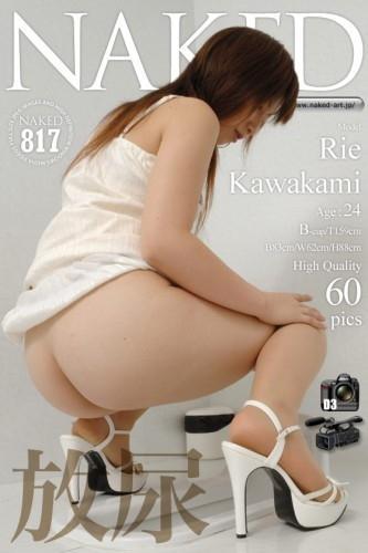 Naked-Art - 2016-04-18 - NO.00817 - Rie Kawakami 川上リエ - Pissing 放尿 (60) 2832X4256