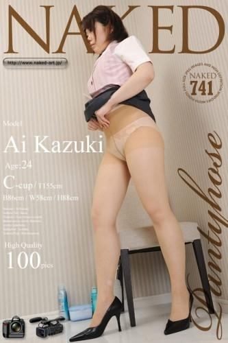 Naked-Art - 2015-05-11 - NO.00741 - Ai Kazuki 和希あい - PANTYHOSE (100) 2832X4256