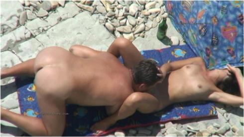 Voyeur Sex On The Beach 57