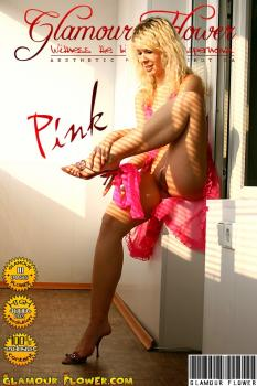 GlamourFlower - 2007-09-04 - Leo - Pink Pantyhose (111) 2592X3888