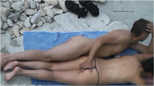 Voyeur Sex On The Beach 48