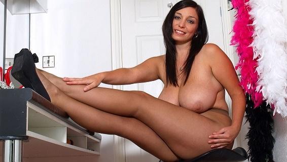 Pantyhosed4u.com- Gallery:Michelle Bond - Sexy surprise...