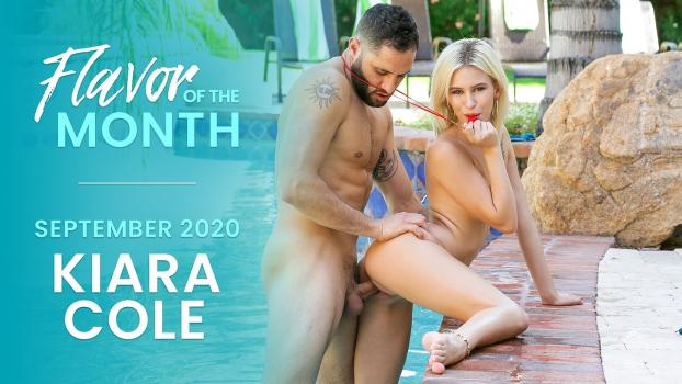 Nubiles.net- Now Watching - September 2020 Flavor Of The Month Kiara Cole - S1:E1