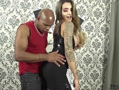 Trans500.com- Pounding Ms.Neves