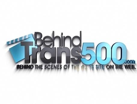 Trans500.com- Behind the Scenes with Sexy Taiira Navarrete