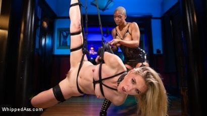 Kink.com- Off The Books: Mona Wales Submits to Mistress Ashley Paige