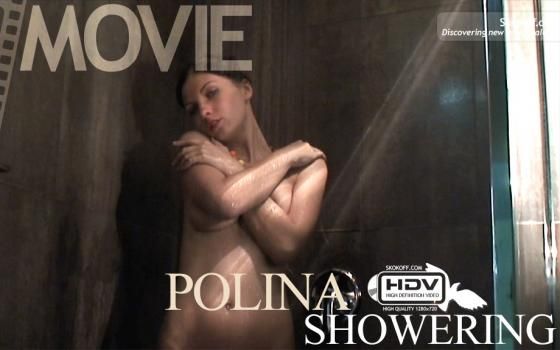 SK - 2011-12-05 - Polina - Showering (Video) HD DivX 1280X720 | MOV | WMV 720X480