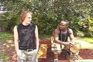Awesomeinterracial.com- Sean Roughly Ass Fucked By Black Stud