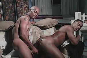 Awesomeinterracial.com- Black Gays Have Hardcore Ass Fucking Sex