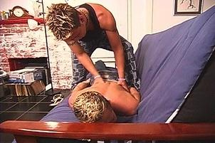 Awesomeinterracial.com- First Gay Sex Has Explosive Ending