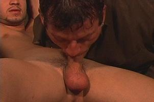 Awesomeinterracial.com- Twink Sucks Back Long Thick Cock