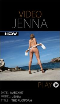 PD - 2010-03-07 - Jenna Jones - The Platform (Video) HD WMV 1280X720