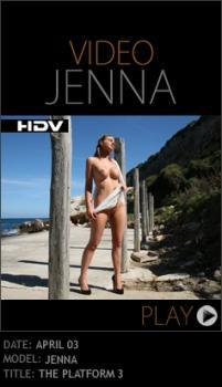 PD - 2010-04-03 - Jenna Jones - The Platform 3 (Video) HD WMV 1280X720