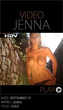 PD - 2010-09-15 - Jenna Jones - Gold (Video) HD WMV 1280X720