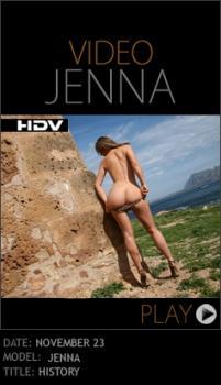 PD - 2010-11-23 - Jenna Jones - History (Video) HD WMV 1280X720