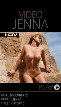 PD - 2010-12-23 - Jenna Jones - History 3 (Video) HD WMV 1280X720