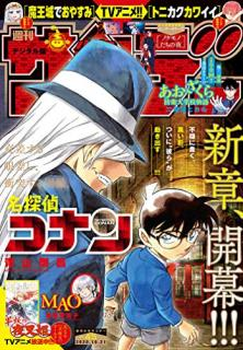 Weekly Shonen Sunday 2020-45 (週刊少年サンデー 2020年45号)