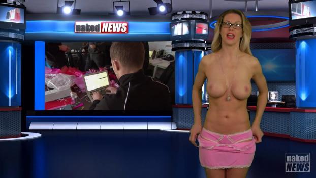Nakednews.com- Tuesday March 8 2016