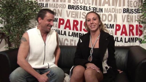 Lafranceapoil.com- Blondinette se fait plier en deux par un pervers