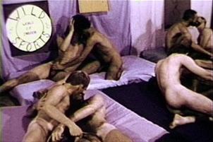 Awesomeinterracial.com- Unbelievable Ten Man Homosexual Orgy