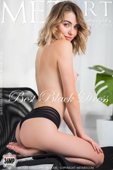 Metartvip- Best Black Dress