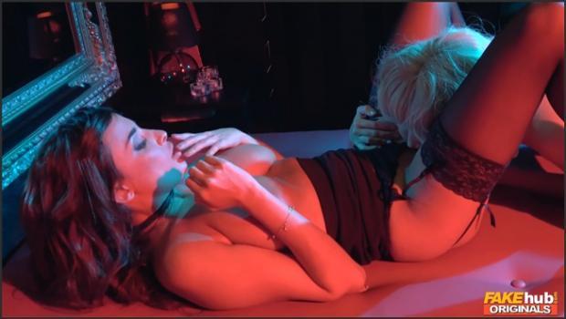 Fakehub.com- Lusty Lesbians