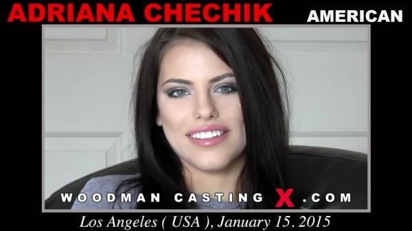 WoodmanCastingx.com- Adriana Chechik casting X