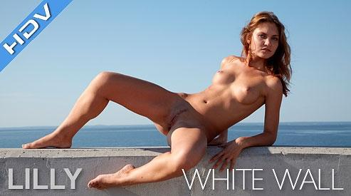BN - 2013-08-31 - Lilly - White Wall (Video) HD MP4 1280X720