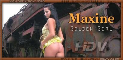 RD - 2008-11-28 - Maxine - Golden Girl (Video) HD DivX 1280X720