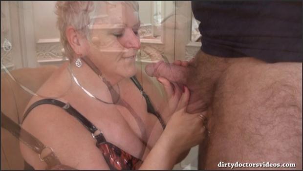 Fetish porn- Blowjob  Facial