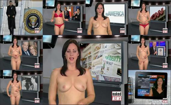 Com www nakednews Naked news