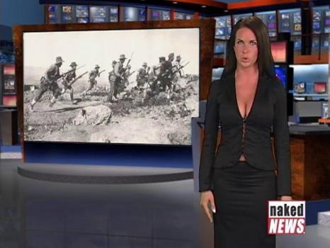 Nakednews.com- Tuesday April 24, 2012