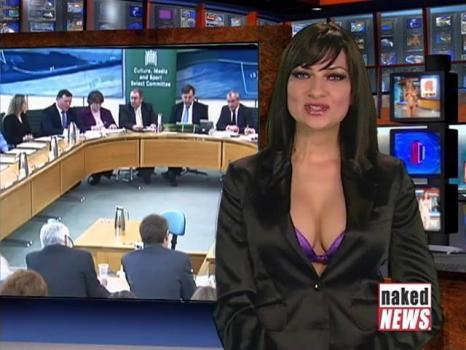 Nakednews.com- Tuesday May 1, 2012